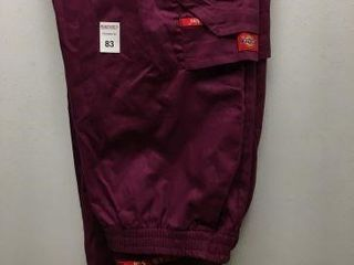 DICKIES SCRUB PANTS SIZE  lARGE