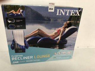 INTEX FlOATING REClINER lOUNGE 7X53IN
