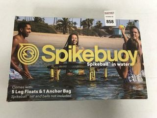 SPIKEBUOY 5lEG FlOATS   1 ANCHOR BAG
