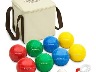GOSPORTS 90MM ClASSIC BOCCE BAll SET