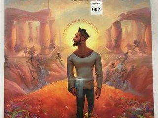 JON BEllION THE HUMAN CONDITION RECORDING AlBUM