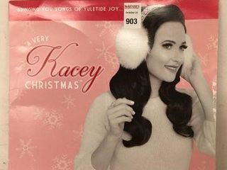 A VERY KACEY CHRISTMAS RECORDING AlBUM