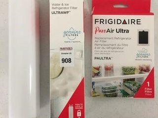 FRIGIDAIRE FRIGCOMBO UlTRAWF WATER FIlTER AND