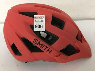 SMITH ADUlT HElMET SIZE MEDIUM