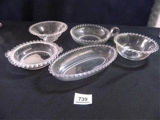 Candlewick Serving Dishes   5