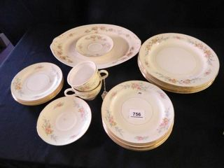 Homer laughlin  Cashmere  Dishes