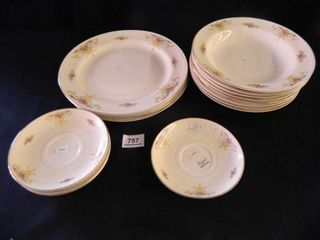 Homer laughlin  Rochelle  Dishes