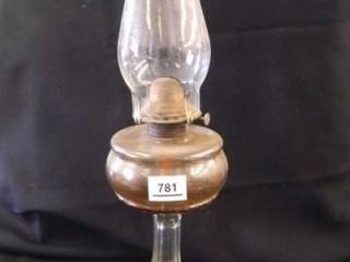 Coal Oil lamp  Made in USA