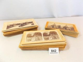 Stereoscope Viewer Cards  50