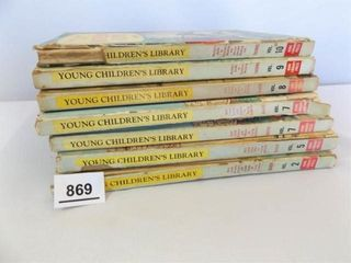 Young Children s library Books  7