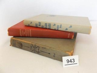 Books   1954 Noble  1948  1949 Yerby  3