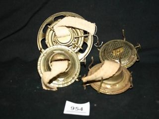 Oil lamp Parts  Eagle Brand  4 total