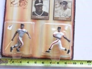 Starting line Up   Willie McCovey   Willie Mays