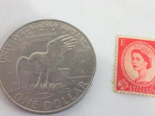 ONE UNITED STATES OF AMERICAN SIlVER DOllAR 1972
