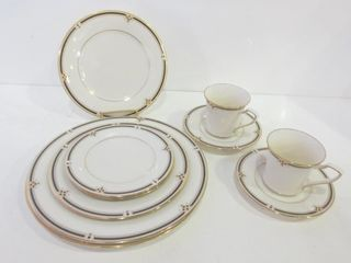 NORITAKE  EVENING GOWN  TABlE WARE