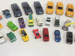 DIE CAST COllECTIBlE TOY CARS