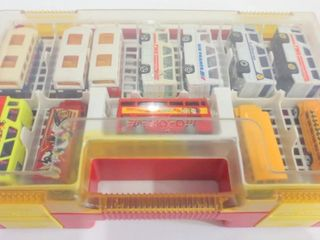 DIE CAST COllECTIBlE TOY CARS IN PlASTIC CASE
