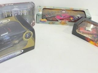 DIE CAST COllECTIBlE CARS