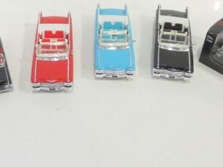 DIE CAST COllECTIBlE CONVERTIBlE CARS
