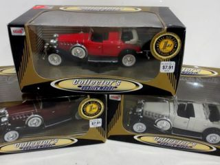 COllECTOR S QUAlITY MODElS  3  1932 CADIllAC SPORT