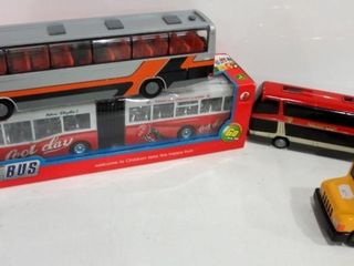 MODEl BUSES  ARTICUlATED BUS 16 l