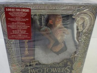 THE lORD OF THE RINGS  TWO TOWERS  COllECTOR S