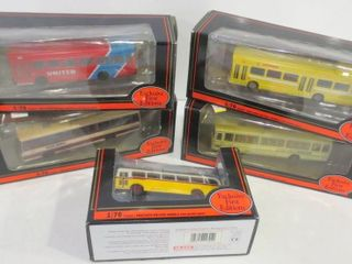 DIE CAST BUS MODElS 1 76 EXClUSIVE FIRST EDITIONS