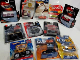 COllECTIBlES BY MATCHBOX  HOT WHEElS  MAISTO