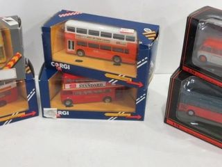 CORGI ClASSICS AND GIlBOW EXClUSIVE FIRST EDITIONS