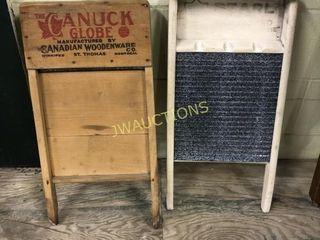 Tin Wash Boards