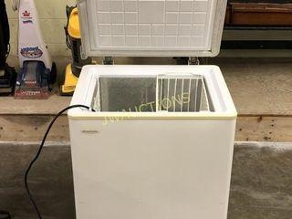 Simplicity Freezer 1 5 CF  working