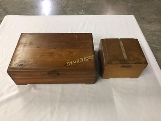 Dove Tail Boxes