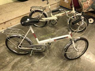 Voyageur Folding Bikes  Auto Mini