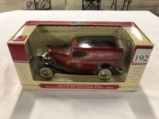 1 25  Canadian Tire Delivery Van 1934