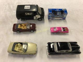 Police Van  Convertible Cars