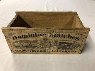 Dominion Matchbox