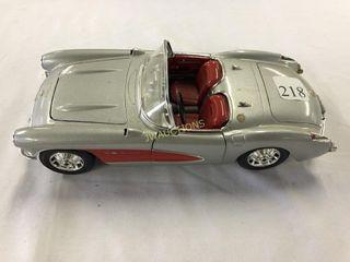 1 18   57 Chevrolet Corvette