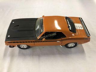 1 18   70 Dodge Baracuda