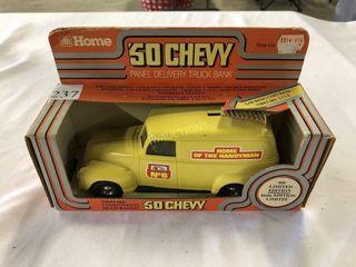 HH Coin Bank   50 Chevy
