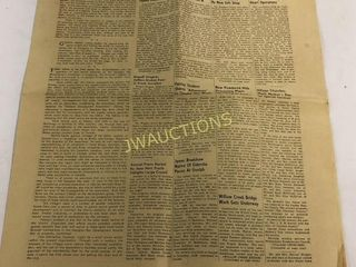 1958 Paisley Advocate