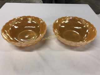 Carnival Glass Bowls