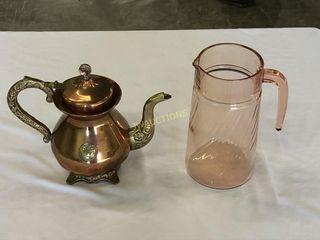 Pitcher  Tea Pot