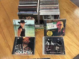 Assorted CD s