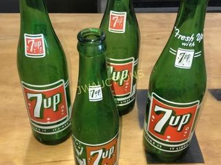 7UP Bottles