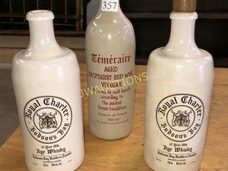 Hudson s Bay Distillers  Rye Whisky