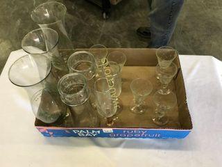 lot of Glasses
