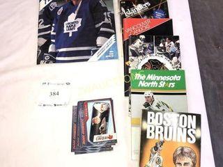 Hockey Books