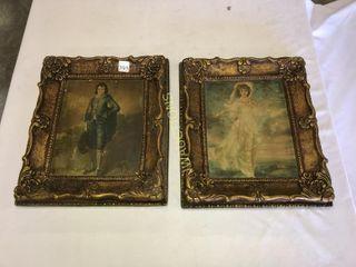 Antique Pictures   Frames