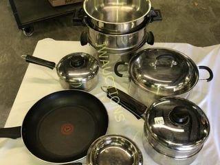 Set of Pots  Fry Pan