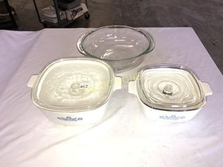 Casserole Dishes  6 8 10IJ